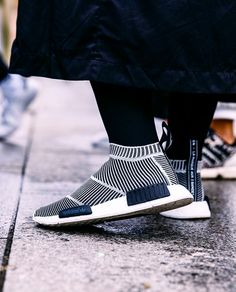 adidas NMD city sock (via uglymely)