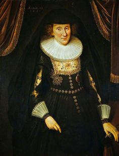 Lady Anne Hay Countess of Winton, Wife of the Earl of Winton by Adam de Colone National Galleries of Scotland. Date painted: 1625