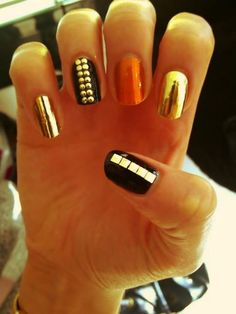 rock n' roll nails