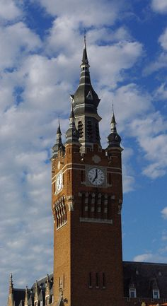 Beffroi Armentières (Nord) - Beffrois de Belgique et de France — Wikipédia