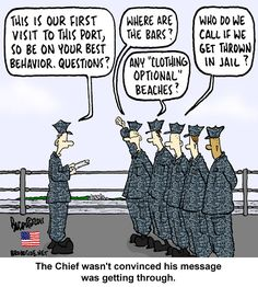 Navy life - I imagine this is really how it goes! Navy Memes, Navy Humor, Navy Military, Military Life, Military Jokes, Aviation Humor, Navy Girlfriend, Navy Sister, Go Navy