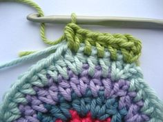 Crochet circle ... very good tutorial