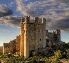 Castillo de Coyanza. Valencia de Don Juan (León)