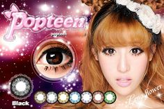 Brand: popteen Model: lena flower Coloration Diameter: mm Water content: Base Curve: Using cycle periods: 1 year Fashion Contact Lenses, Popteen, Flowers, Royal Icing Flowers, Flower, Florals, Floral, Blossoms