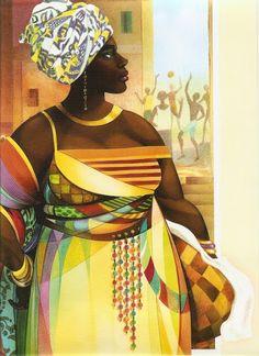 Laminas Africanas - African Prints