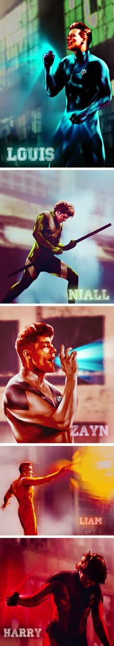Good lord. This some of my favorite one direction drawings or whatever you call. I love this.: