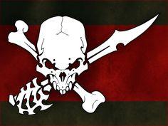 Wallpaper HD Pirate Flag Free Download