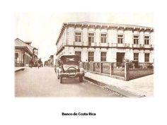 Costa Rica antigua: Banco de CR - Costa Rica en Imágenes