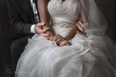 Beautiful couple portrait from the Mongooses' wedding day