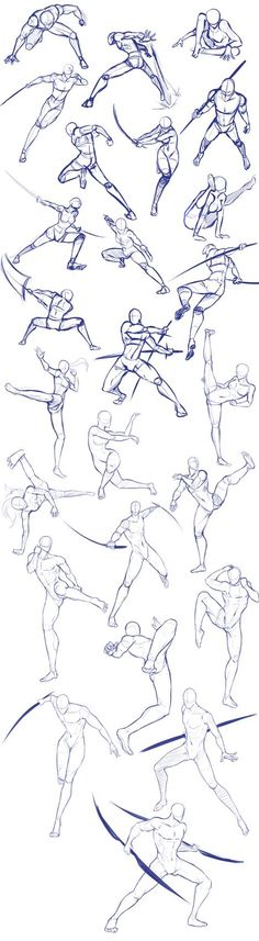 Drawing poses anime illustrations 44 ideas for 2020 Gesture Drawing Poses, Drawing Body Poses, Body Reference Drawing, Drawing Reference Poses, Drawing Ideas, Hand Reference, Drawing Tutorials, Painting Tutorials, Drawing Tips