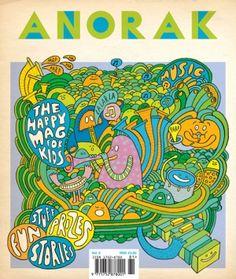 Anorak Magazine - Issues - MUSIC