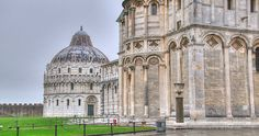 Pisa in one day: what to see and do in a useful itinerary to the best spots in the city.  #tuscany #italy #pisa