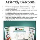 Are you tired of the nightly homework hassle? The Homework First Aid Kit is the cure for all homework headaches! This complete, customized tri-fold...