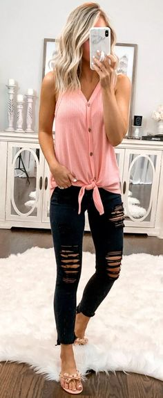 60 flawless summer outfits to copy now 4 - Home Design Ideas
