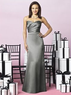 After Six Bridesmaids Style 6628 http://www.dessy.com/dresses/bridesmaid/6628/?color=platinum&colorid=64#.Vcn80SZViko