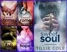 Românticos e Eróticos  Book: Tillie Cole - Sweet Home