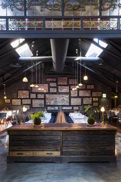 restaurant design , toilets | Fyra likes: bars&restaurants ...