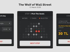 Pick The Seats, Freebie by serhat ozirik