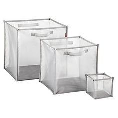 see through storage containers