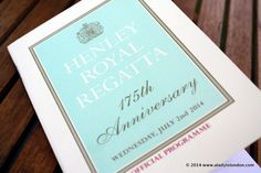Henley Royal Regatta Guide