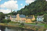Avoca Village, County Wicklow, Ireland.
