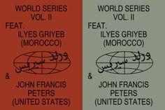 designbyboth: Sam Wood, World Series Vol. II Posters