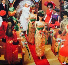 Play Barbie, Barbie Life, Barbie House, Barbie World, Barbie And Ken, Barbie Bridal, Barbie Wedding, Vintage Barbie Clothes, Vintage Dolls