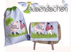 Kindergartentasche & Turnbeutel