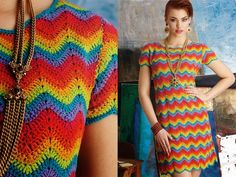 Crochetemoda: Agosto 2016