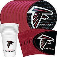 NFL Atlanta Falcons Party