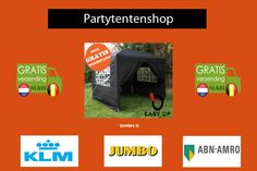 Partytent | Partytentenshop | Partytenten