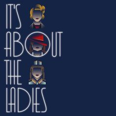 About the ladies || Dottie Underwood, Peggy Carter, Angie Martinelli || by erreefe || Agent Carter T-Shirt Contest || #fanart