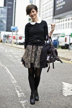 london street fashion - Google Search