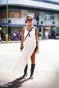 Sofia Masetti e praia, combinação perfeita!