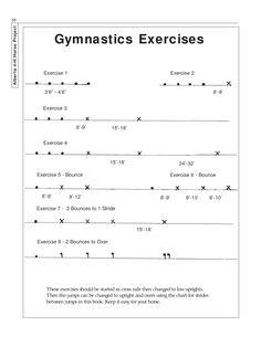 Gymnastic Exercise!!!