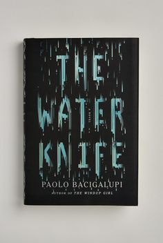 Paolo Bacigalupi's latest creation! The Windup Girl was amazing - I can't wait for this one!