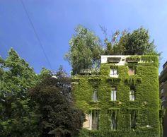 Gabriel villas and art deco style on pinterest for Villa mozart milano