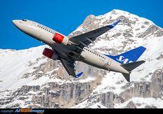 SAS Boeing 737-783