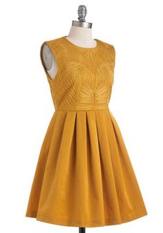 Fortune and Frame Dress, #ModCloth