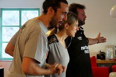 Gianluca, Lisa e Andrea