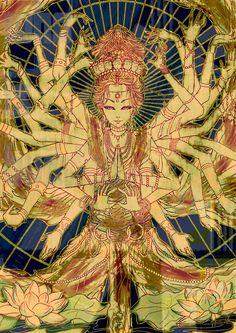 gif LOL funny animals trippy wtf drugs weed lsd Awesome acid psychedelic space universe original babies monkeys dmt psychadelic trippy gif aliens spaceship psychedelia mdma ape flying saucer the beyond brallanq trippy stuff acid mdma Psychedelic Art, Shiva, Trippy Gif, Trippy Stuff, Kali Goddess, Psy Art, Sacred Feminine, Hindu Art, Tantra
