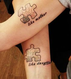 55 Soulful Mother Daughter Tattoos To Feel That Bond