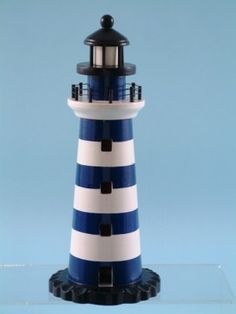 Gentil Lighthouse, Seaside And Coastal Decor And Maritime Themed Gifts For Home,  Bathroom, Garden Or Boat.