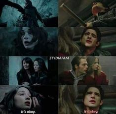 Both scott and allison said the same thing. except allison died and Scott didn't :( Teen Wolf Memes, Teen Wolf Quotes, Teen Wolf Funny, Teen Wolf Boys, Teen Wolf Dylan, Teen Wolf Stiles, Teen Wolf Cast, Scott And Malia, Scott And Allison