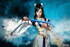 Cosplay Tru Tiên - Lục Tuyết Kỳ Zhu Xian - Lu Xue Qi 诛仙 - 陆雪琪  => Full album: https://luctuyetkytuyetme.wordpress.com/kho-anh/tong-hop-cosplay/