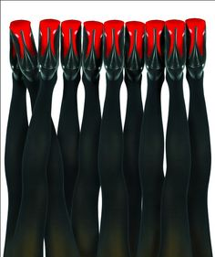§Red- soled Louboutin