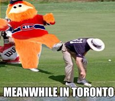 Habs leafs rivalry