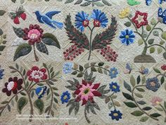 Sally's Beautiful Caswell Quilt