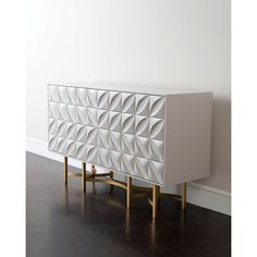 John-Richard Collection Barrington Console ($2,699) ❤ liked on Polyvore featuring home, furniture, storage & shelves, sideboards, handpainted furniture, handcrafted furniture, mosaic furniture, hand made furniture and door furniture