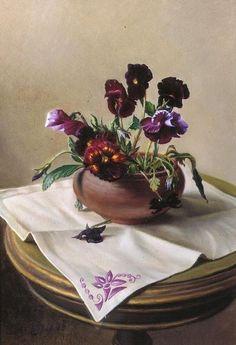 Gallery.ru / Фото #136 - Цветы и букеты 101 (фиалки, анютины глазки) - shennon